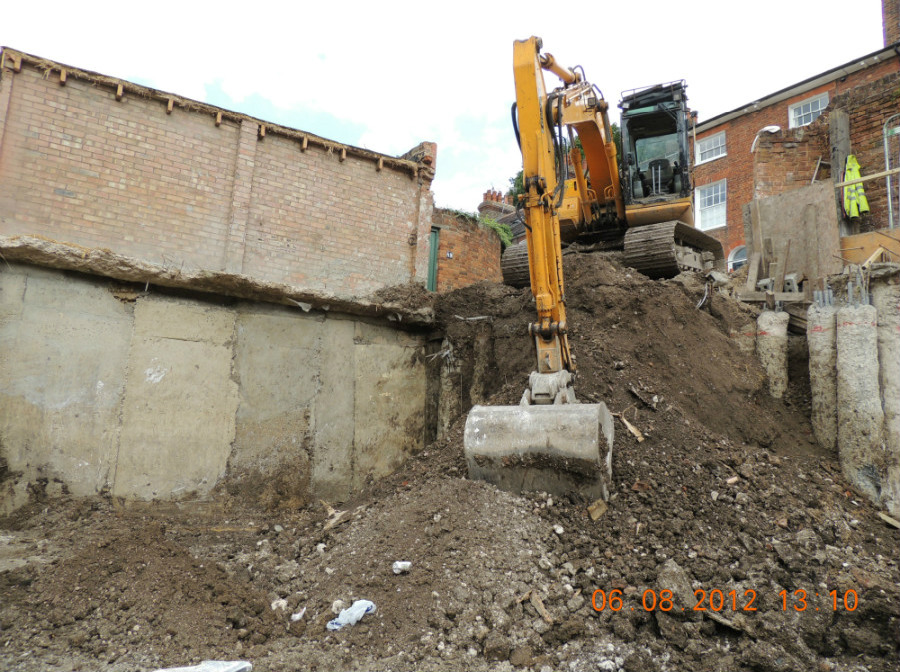 Demolition Contractors Hertfordshire